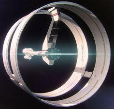Star Trek XCV-330 rearview (rare) | Declaration Class | Mark Rademaker | Flickr