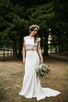 Bride in Lace Rime A