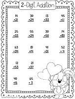 2 digit addition Sunshine Plus Storms Equals More Freebies Second Grade Math, First Grade, Grade 1, Math Addition, Addition And Subtraction, Addition Worksheets, Math Classroom, Kindergarten Math, Preschool