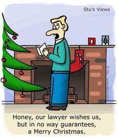 Ho ho ho, ha ha ha :)