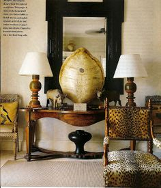 Bunny Williams brings the outside indoors- follow us on www.birdaria.com like it love it share it click it pin it!!!!