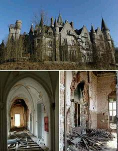 I want this castle!! How much fun would it be to own that!!