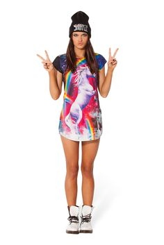 XS Hell Yeah GFT by Black Milk Clothing
