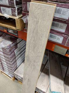 Affordable Vinyl Plank Flooring Reviews From a Homeowner#vinylplankflooring #luxuryvinylplank Luxury Vinyl Flooring, Vinyl Plank Flooring, Luxury Vinyl Plank, Flooring Options, Flooring Ideas, Vinyl Floor Covering, Basement Living Rooms, Concrete Patio, Indoor Air Quality
