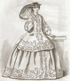 Fancy Paletot, for the Country. July, 1863