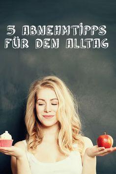 Ganz nebenbei Kalorien sparen und ein paar Kilos verlieren? Das geht mit diesen 5 Abnehmtipps für den Alltag!   http://eatsmarter.de/abnehmen/abnehmen-ohne-diaet/abnehmtipps-fuer-den-alltag