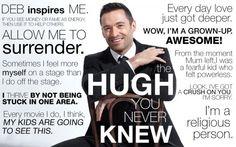 "Hugh Jackman: I ""Worry A Lot"" About My Kids"