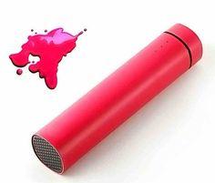 Powerbank mit Lautsprecher bedrucken - Speaker Powebank