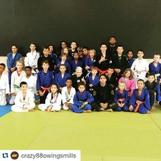 #Repost @crazy88owingsmills ・・・ Great joint practice with @crazy88mma and Ivey League! Thank you all for coming out and helping grow our kids program and taking it to the next level! Thank you Coach Tim @stunnabjj for putting together a great practice.