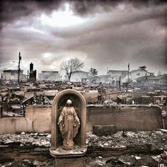 After Hurricane Katrina 2005   O sinner, be not discouraged, but have recourse to Mary in all you necessities. Call her to your assistance, for such is the divine Will that she should help in every kind of necessity.   Saint Basil the Great
