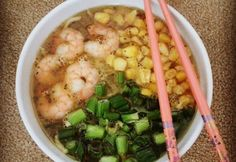 Miso ramen Ramen, Wok, Cheeseburger Chowder, Shrimp, Meat, Vegetables, Beef, Veggies, Veggie Food