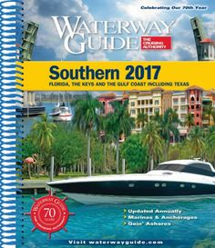 Dozier's Waterway Guide Southern 2017 ***Pre-Order***