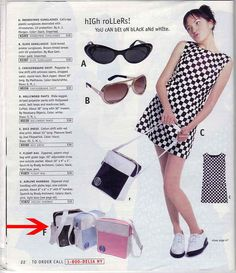 Ugh you were totally the first one to swap your backpack for that Pan Am messenger bag. And then like five other girls in the 8th grade did it too. | 31 Things You Desperately Needed From The Delia's Summer '96 Catalog