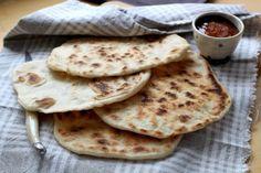 Come preparare il pane indiano Naan