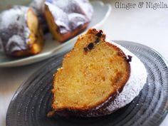 ciambella, Ciambella soffice alla ricotta profumata, dolce merenda, dolci, dolci al forno, merenda, ricotta di seirass, ricotta PIemontese, torta alla ricotta, torta da forno, uva passa, vaniglia