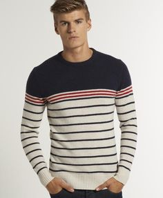 Superdry Rigger Crew - Men's Jumpers