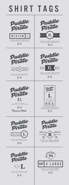 Puddle Tags