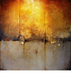 """Mixed media painting by abstract artist Cody Hooper - """"New Journey"""" 4500 Abstract Landscape, Abstract Art, Modern Art, Contemporary Art, Encaustic Art, Art Abstrait, Abstract Expressionism, Painting Inspiration, Cool Art"""