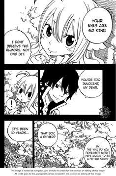 Fairy Tail 449: Mavis And Zeref at MangaFox.me >>> ahhhhh fangirling