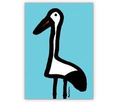 Hellblau Storchen Karte als Glückwunschkarte zur Geburt - http://www.1agrusskarten.de/shop/hellblau-storchen-karte-als-gluckwunschkarte-zur-geburt-2/    00015_0_988, Baby, Comic, Geburt, Grußkarte, Klappkarte, Storch, Taufe, Tiere00015_0_988, Baby, Comic, Geburt, Grußkarte, Klappkarte, Storch, Taufe, Tiere
