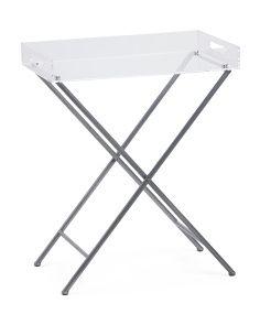Acrylic Side Table Tray