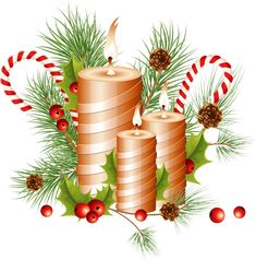 Christmas No Background Clipart