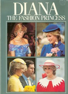 Diana The Fashion Princess 1983