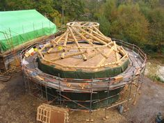 modified reciprocal roof structure - Google Search
