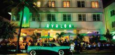 Avalon Hotel South beach Miami
