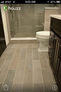 They Are Porcelain Stone Tiles Cut In Planks 6 X 24 Size