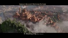 Trailer y Making Of del Largometraje Baahubali: The Beginning