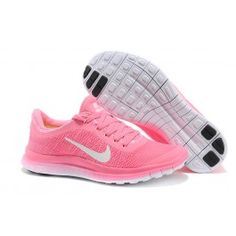 hot sale online 54224 3fdda 2014 Nike Free Run Flyknit Think Pink Lime White Running Shoes Summer 2014