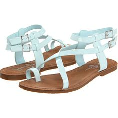 Jessica Simpson Derren in Icy Blue Patent