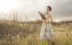 Sweet Vintage Beaches   Styling by Tamzen Holland