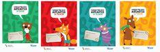 Cuadernos de actividades Uruguay - * Blog Educación Primaria *