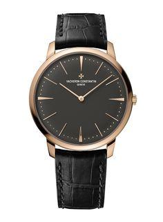 La montre Patrimony Vacheron Constantin cadran ardoise http://www.vogue.fr/vogue-hommes/montres/diaporama/montre-patrimony-vacheron-constantin-cadran-ardoise-watches-wonders-2014/20718