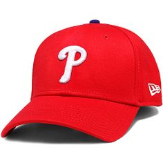 Philadelphia Phillies Replica 39THIRTY Stretch Fit Game Cap by New Era - MLB.com Shop