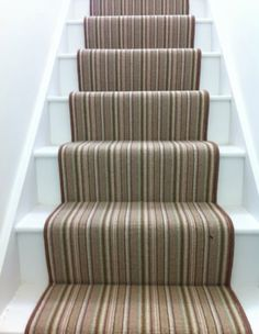 Stair & landing carpet - not keen on the carpet but a runner and white paint would increase the brightness of the hallway Stairs Landing Carpet, Stair Landing, Carpet Stairs, Hallway Flooring, Upstairs Hallway, Carpet Colors, White Paints, Colours, Home Decor