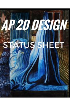 keep track of AP art concentration progress.