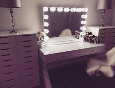 What perfection...  Always an amazing feeling whenever one of our absolute faves since day one @iluvsarahii shows us love  Super glad you're in love because we looove you too! #foreverandever #love  #repost @iluvsarahii What a beauty  I'm so in love with my new vanity from @impressionsvanity  I originally had a smaller one but upgraded to the Hollywood glow XL pro when I moved into my new place!!! What do you guys think?! I'll post more details soon #iluvsarahii #impressionsvanity #vanity…