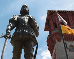 From Spanish colony to British rule to statehood, St. Augustine's long history and varied cultural influences are evident in its streets, buildings and the people who call it home.