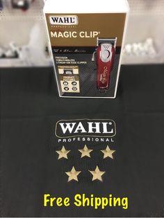 Wahl 5Star Magic Clip Cordless Clipper #abbs #Atlanta #barber #supply #Wahl #Magic #Clip #Cordless #clipper Barber Shop Supplies, Barber Clippers, Hair Removal Methods, Day Work, Shaved Hair, Beauty Supply, Cosmetology, Shaving, Atlanta
