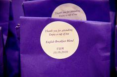 Purple Themed Bridal Shower | Wedding Planning, Ideas & Etiquette | Bridal Guide Magazine