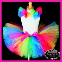 Clowning Around Tutu 2.0