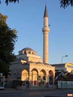 Ferhat Pasha Mosque in Banja Luka, Bosnia-Herzegovina