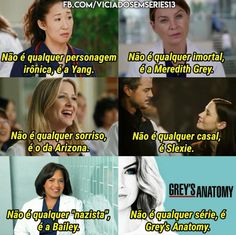 Anatomy Grey, Grey's Anatomy Mark, Greys Anatomy Frases, Lexie Grey, Meredith Grey, Boy In Striped Pyjamas, Owen Hunt, Derek Shepherd, Cristina Yang