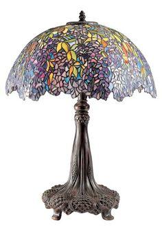 Quoizel TF6034R Laburnum Tiffany Table Lamp, Architectural Bronze Quoizel,http://www.amazon.com/dp/B000OGVV7G/ref=cm_sw_r_pi_dp_OHCqtb0XXZSXH4F3