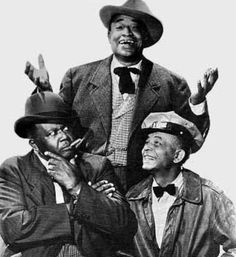 Amos n Andy(1951) first televised series with African American characters as main roles.