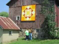 Shared on Vicksburg Quilt Trail Facebook page