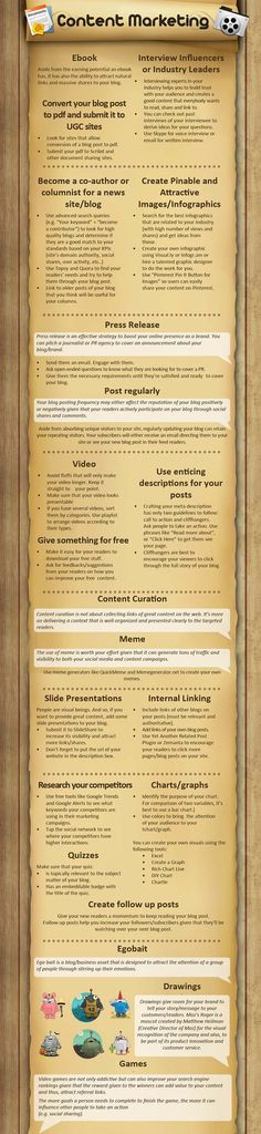 120 Promotional Tips for Your Blog (new or old) - Blog Marketing - Content Marketing